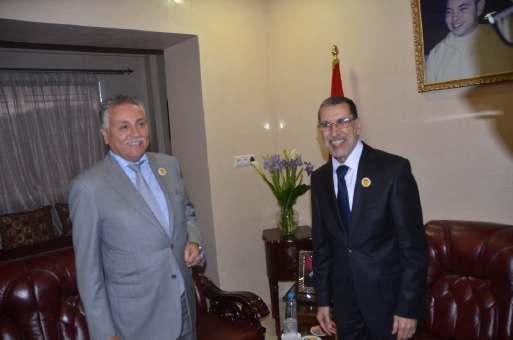 رفاق بنعبد الله:الأجواء الإيجابية ميزت لقاءنا مع سعد الدين العثماني