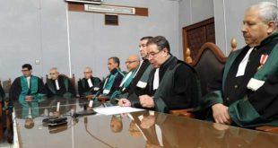 قضايا المحاكم
