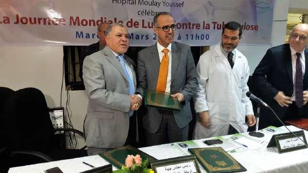 المغرب ينخرط في تخليد اليوم العالمي من أجل القضاء على داء السل