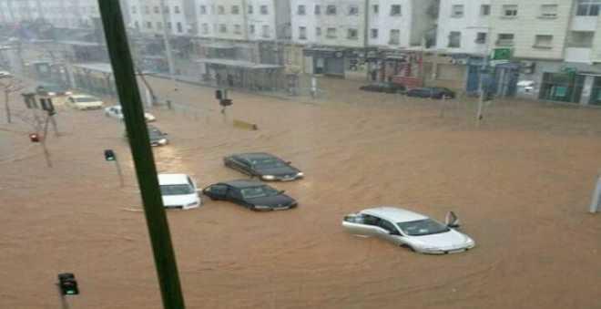 بعد الفيضان.. عمدة سلا يكشف حصيلة تدخلات المجلس الجماعي