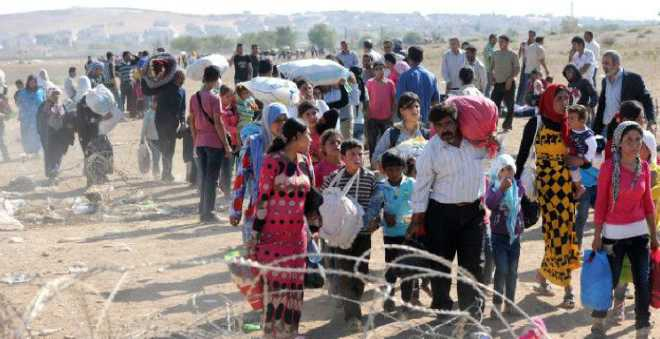 الأمم المتحدة: عدد اللاجئين السوريين بالمنطقة تجاوز 5 ملايين