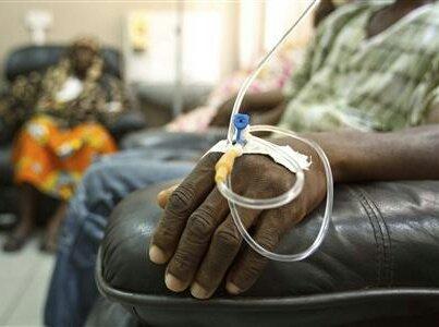 السنغاليين المصابين بالسرطان