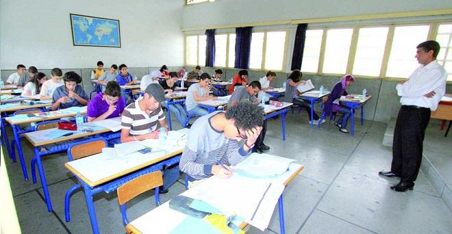 الغش في الامتحانات الجهوية الموحدة يجر 49 مرشحا إلى التحقيق