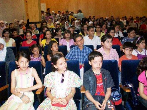 برنامج إعلامي لحماية الأطفال من العنف والاستغلال