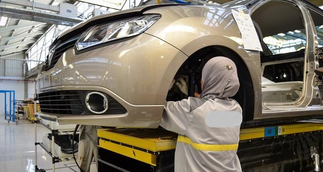 المغرب يطمح لإنتاج مليون سيارة سنة 2020