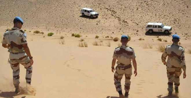 قضية الصحراء المغربية ..  التمديد لقوات