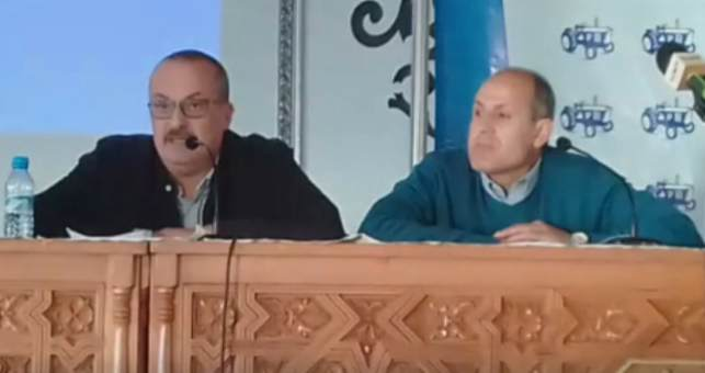 حزب الأصالة والمعاصرة يقدم مشروع الاستثمار الصناعي بإقليم الحسيمة