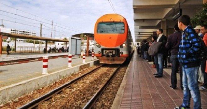 سرقة أسلاك ضوئية تسبب عطلا في حركة القطارات بين الميناء وعين السبع