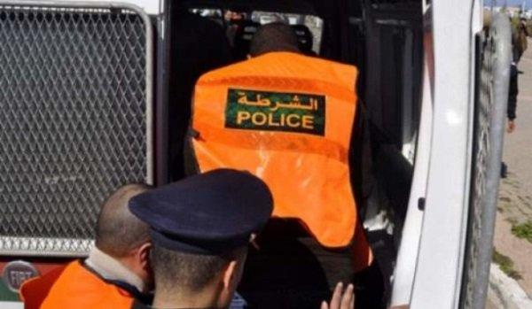 القبض على شخصين يرتبطان بشبكة إجرامية في طنجة