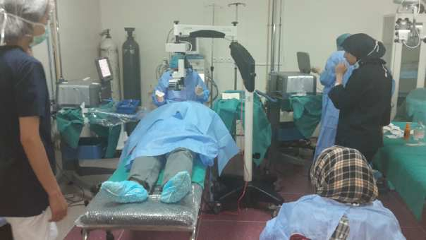 حملة طبية مجانية لكشف وعلاج داء الساد (الجلالة) بإقليم برشيد