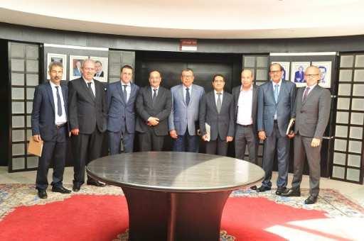 مناقشة واقع الصحافة بالمغرب في لقاء مع وزير الثقافة والاتصال