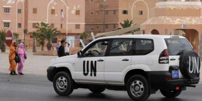 المملكة المغربية تسجل بارتياح مصادقة مجلس الأمن على القرار المتعلق بقضية الصحراء