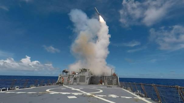 تطور خطير في سوريا..ضربة عسكرية أمريكية بأمر من ترامب