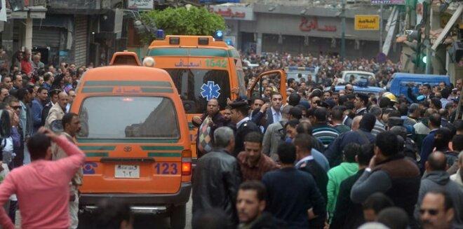 مصر في حداد على ضحايا ''الكنيستين''.. وترامب يواسي السيسي