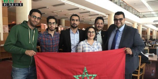 الوفد المغربي يتوج بميداليتين ذهبيتين في المؤتمر الدولي للبحث والابتكار بماليزيا !!