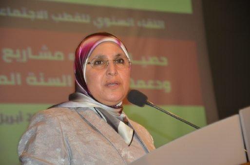 بسيمة الحقاوي تعلن عن تقديم حصيلة دعم جمعيات المجتمع المدني