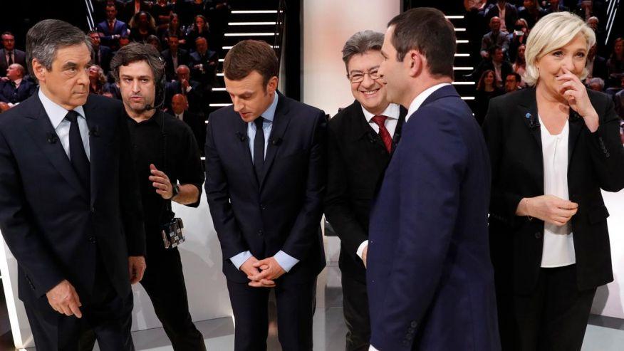 الرئاسيات الفرنسية.. نسبة المشاركة تقارب 70 بالمائة