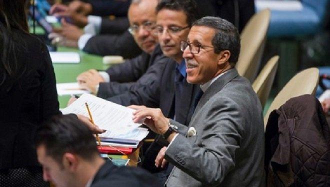 مواجهة ديبلوماسية جديدة بين المغرب وفنزويلا في الأمم المتحدة
