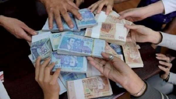 منع التعامل نقدا بمبلغ أكثر من 20 ألف درهم