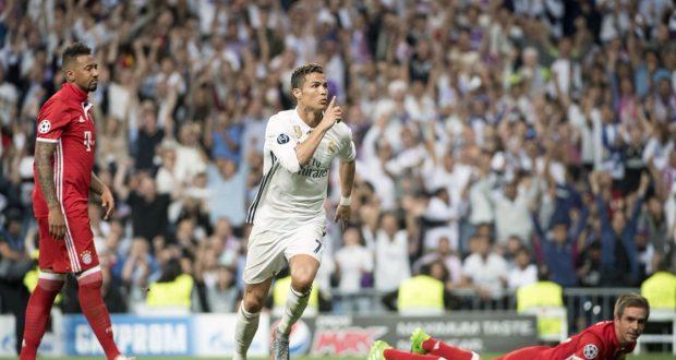 ريال مدريد يسحق البايرن ويتأهل للنصف النهائي