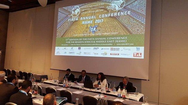 الدارالبيضاء.. تنظيم مؤتمر الاتحاد الدولي لمنظمي عمليات النقل الدولي