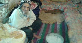 أكبر معمر في المغرب يعيش في تاونات