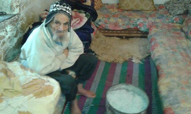 أكبر معمر في المغرب يعيش في نواحي تاونات