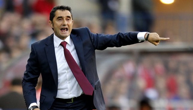 رسميا .. فالفيردي مدربا جديدا لفريق برشلونة