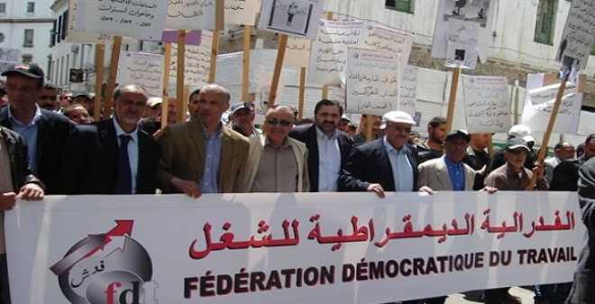 نقابة الاتحاد الاشتراكي تقصف حكومة العثماني وتقدم وصفتها لإنجاح الحوار الاجتماعي