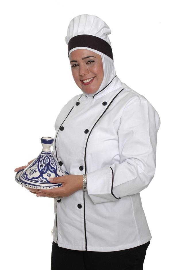 الشاف المغربية حليمة بوبكري ضيفة على مهرجان