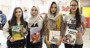 مغربيات يشجعن على القراءة في إيطاليا