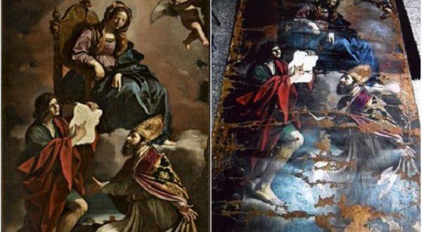 مغربي سرق لوجة من كنيسة بإيطاليا