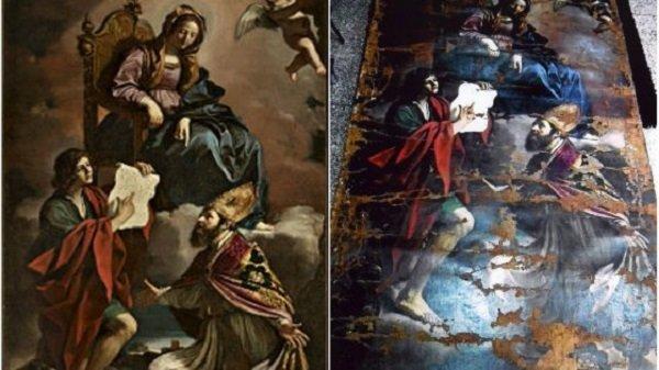 إيطاليا.. اعتقال مغربي سرق لوحة نادرة من كنسية