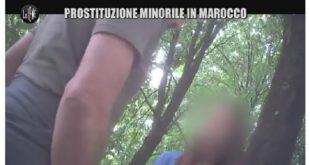 تحقيق إيطالي حول دعارة الأطفا