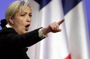 ماري لوبان تطالب بطرد بعض الأجانب من فرنسا