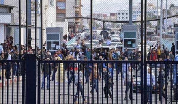 سكان معبر ماري واري يتوعدون بنقل معركتهم إلى السلطات الأوروبية