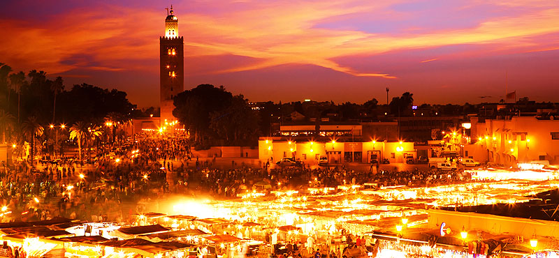 مراكش تجمع أبرز نجوم الغناء الشباب المغاربة لاحياء