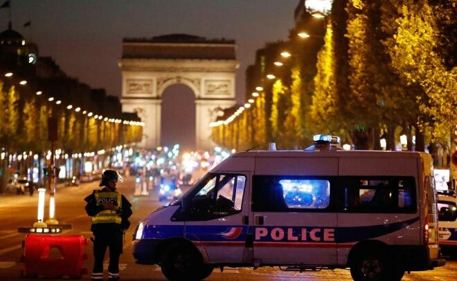 بلجيكا تكشف جنسية منفذ ''هجوم الشانزيليزيه''