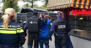 تدخل عنيف للشرطة الهولندية في حق عائلة مغربية
