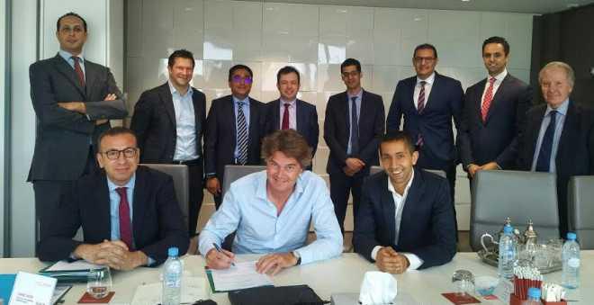 مجموعة مالية دولية تشتري أسهم شركة مغربية رائدة في النقل واللوجستيك