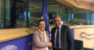 أشغال الاجتماع السنوي للجنة البرلمانية المشتركة بين الاتحاد الاوروبي
