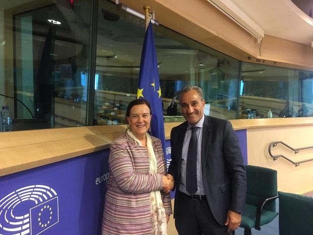 التعاون السياسي في محور أشغال اللجنة البرلمانية المغربية الأوروبية