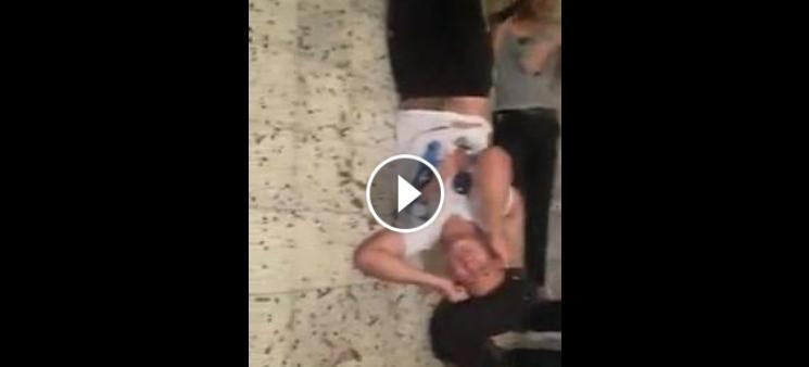 فيديو تعذيب في السجون الليبية