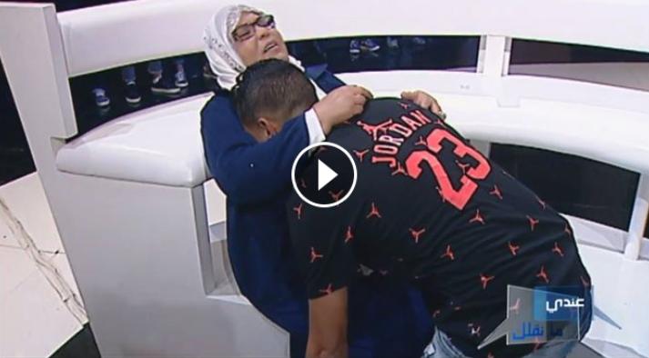 أقوى فيديو يبكي الحجر من برنامج عندي ما نقلك للشاب الذي تبرع بكليته لأمه ! 😢