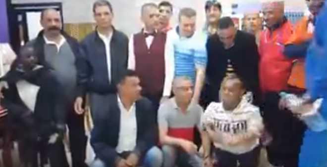 بالفيديو. كوميديون جزائريون