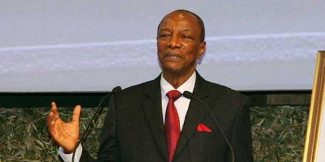 رئيس الاتحاد الإفريقي