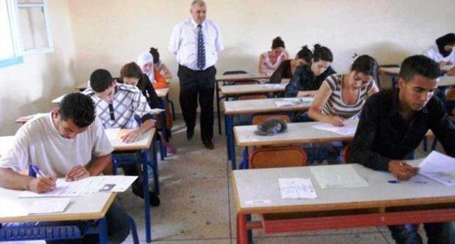ضبط 545 حالة غش في اليوم الثاني من امتحانات الباكالوريا
