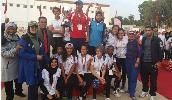 فوز 3 فرق من الدار البيضاء ببطولة الألعاب المدرسية المنظمة بأكادير