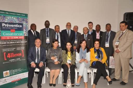 الدارالبيضاء: إنشاء شبكة لمدراء الشغل في الدول الإفريقية الناطقة بالفرنسية