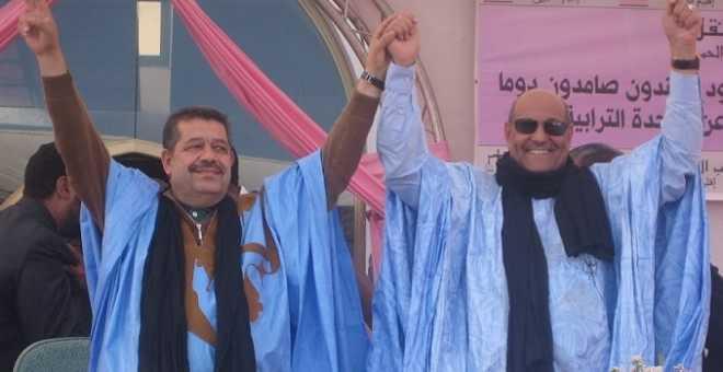 بالفيديو. مواجهات دامية بين أنصار شباط وولد الرشيد في مقر الحزب